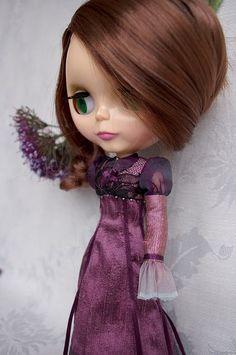 Granny Dress Blythe clothes : tutorial : Kikihalb ♧ Forest~Tales ♧