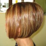 two tone bob hairstyles black women   ... Gallery of The Short Hairstyles Front And Back View Women Older