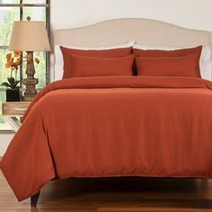 Belfast Henna 6-piece Duvet Cover and Insert Set - Overstock™ Shopping - Great Deals on SIScovers Duvet Covers