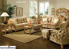 Carolina Living Room Set and Individual Pieces | Capris Furniture Living Room Series