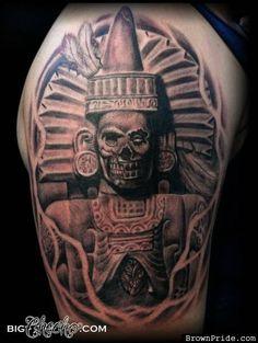 Tattoos On Pinterest Aztec Rain Tattoo And Native American