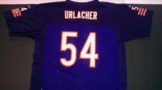 #ChicagoBears Brian Urlacher Jersey Youth XL 18-20 #NFL Football Reebok On Field http://www.ebay.com/itm/-/301507120318?roken=cUgayN&soutkn=MjdOb5 #nfldraft #gobears #chicago #dabears