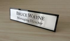197 best office desk custom wood signs images in 2019 rh pinterest com