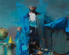 Conor Harrington Watch Your Palace Fall - See All 11 New Paintings from the exhibit!