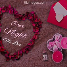100+ romantic good night images FREE DOWNLOAD for whatsapp Romantic Good Night Image, Good Night Images Hd, Romantic Images, Good Morning My Love, Good Morning Photos, Good Morning Wishes, Happy Valentine Images, Happy Valentines Day Gif, Pearl City
