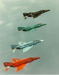 Like: - Aircraft design Us Navy Aircraft, Us Military Aircraft, Military Jets, Fighter Aircraft, Fighter Jets, F4 Phantom, Air Machine, Airplane Flying, Aircraft Painting