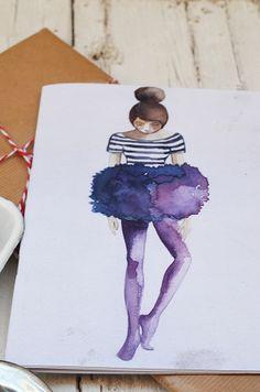 #DimequeesViernes. aparte de recetas, fijaros que decoración tan bonita me he buscado. Cuaderno ilustrado de Moniquilla.com ;-)) www.dimequeesviernes.com