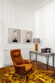 LUXURY INTERIOR DESIGN | the parisian home of  Cindy Sherman, project by Laplace & Co and Matthieu Salvaing | http://bocadolobo.com/ #interiordesignprojects  #moderninterior