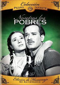 """PEDRO INFANTE CHACHITA PRINT POSTER SIZE /""""NOSOTROS LOS POBRES/"""" MOVIES MEXICO"""