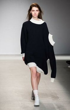 Jacquemus  Okay I want this so I can make my boyfriend wear it with me