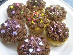 Cup cakes, Recette de Cup cakes par Ofelaye c. - Food Reporter