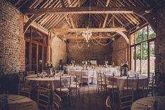 Barn Wedding Venues in West Sussex. Set high on the South Downs and completely shielded by woodland you will find the stunning Cissbury Barns.