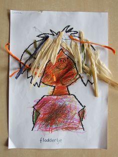Net, Schmidt, Annie, School, Painting, Painting Art, Paintings, Paint, Draw