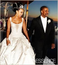 Image Detail For Lisa Raye Wedding Pictures