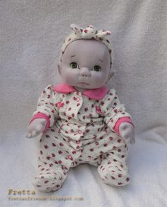 life size 19 tall soft sculpture baby straight light
