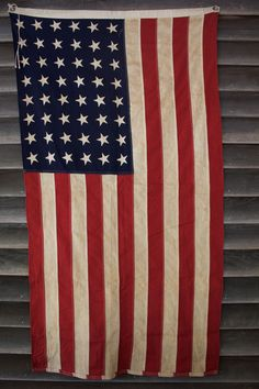 how many stars in flag of usa
