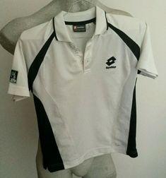 9fe2f743e2 Maglia lotto tennis italiano atp shirt trikot jersey camiseta size XS  bambino