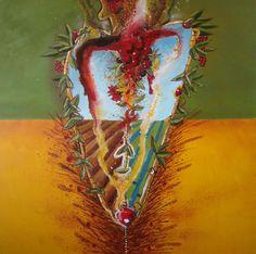 Het groene hart Geïnspireerd door een wandeling in het groene hart Cor de Jong