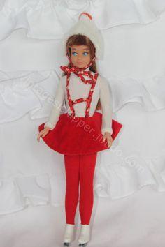 "Sample/Test market dolls ""Prototypes"" 1964"