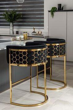 Home Room Design, Dining Room Design, Home Interior Design, Interior Decorating, Deco Design, Küchen Design, Home Decor Kitchen, Kitchen Interior, Modern Kitchen Design