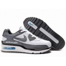 low priced 0210d be5d0 Hommes Nike Air Max LTD Blanc Gris Noir Air Max Classic, Nike Air
