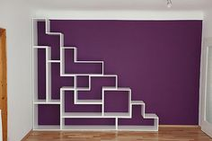 Tetris Rack | Custom Build Tetris style rack | ScaarAT | Flickr