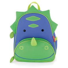 dinosaur toddler backpack from skip hop