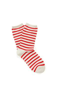 Country Road   Breton Stripe Crew Socks   Available in more colours.   $12.90