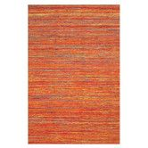 Found it at AllModern - Arushi Orange Area Rug