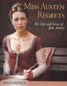 Miss Austen Regrets (TV Movie, 2008) Director: Jeremy Lovering - Writer: Gwyneth Hughes #janeausten #oliviawilliams
