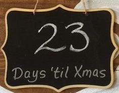 Numbers, Xmas, Home Decor, Decoration Home, Room Decor, Christmas, Navidad, Noel, Home Interior Design