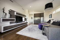 Menora Residence : Salas de estar modernas por Moda Interiors
