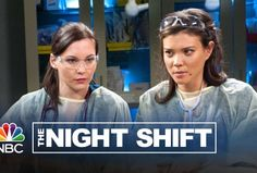 Scrub in with THE NIGHT SHIFT season 2 premiere tonight at 10/9c