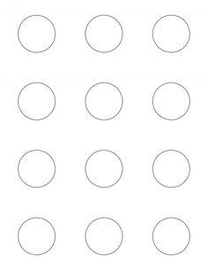 9+ Printable Macaron Templates