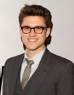 When he looked like a hot professor.