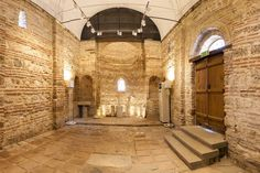 "Conservation, Restoration and Adaptation of Church ""St. Paraskeva"" / TE architects"