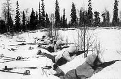 Blood in the Snow: The Winter War: A Finnish ski patrol, lying in the snow on the outskirts of a wood in Northern Finland, on the alert for Russian troops, 12 January Helsinki, History Of Finland, Ghost Soldiers, Military Records, Red Army, Military History, World War Two, Wwii, Germany