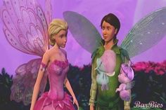 Barbie Fairytopia - I shipped her with that one dude, YOU KNOW