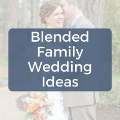 Second Marriage | Blended Wedding | Second Wedding | Stepfamily | Marriage  After Divorce | Marriage | Separation | Coparenting | Blended Family |  Single ...