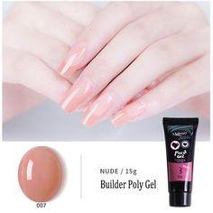 Polygel Nails Kit|Fast Dry 6 Colors Builder Poly Gel – Brevityshop.com