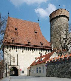 Kotnov gothic castle in Tábor (South Bohemia), Czechia Prague, Gothic Castle, Heart Of Europe, Europe Photos, Historical Monuments, Czech Republic, Adventure Travel, Places To See, Castles
