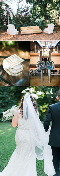 Romantic Wedding at The Cooper Estate - Style Me Pretty
