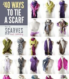 Well, hey there! If you're looking for tips and tricks on how to tie a scarf , you're in the right place, my friend. It doesn't matter if yo...