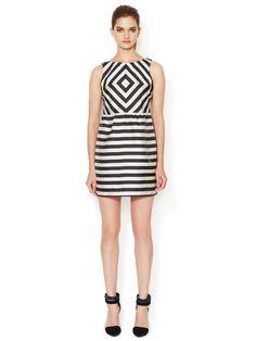 Odina A-line Dress