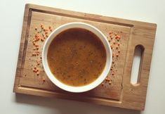 {Ma Recette Turque} Soupe de lentilles rouges / Mercimek Corbasi Tableware, Istanbul, Kitchen, Food, Red Chili, Turkish Cuisine, Vegetarische Rezepte, Oriental Recipes, Recipe Of The World