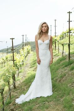 How Much Does a Wedding Dress Cost? | Katie May Wedding Dress | Bridal Musings Wedding Blog