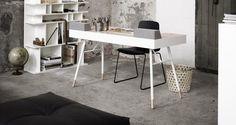 Skrivbord och stolar till hemmakontoret - Kvalitet från BoConcept