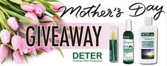 #Win Mother's Day Outdoor Skin Protection Package  http://gvwy.io/u9m9qym 5/13