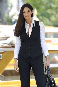 Monica Bellucci Says She's A Bond Woman, Not A Bond Girl