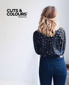 Blond | Halflang haar | CUTS & COLOURS